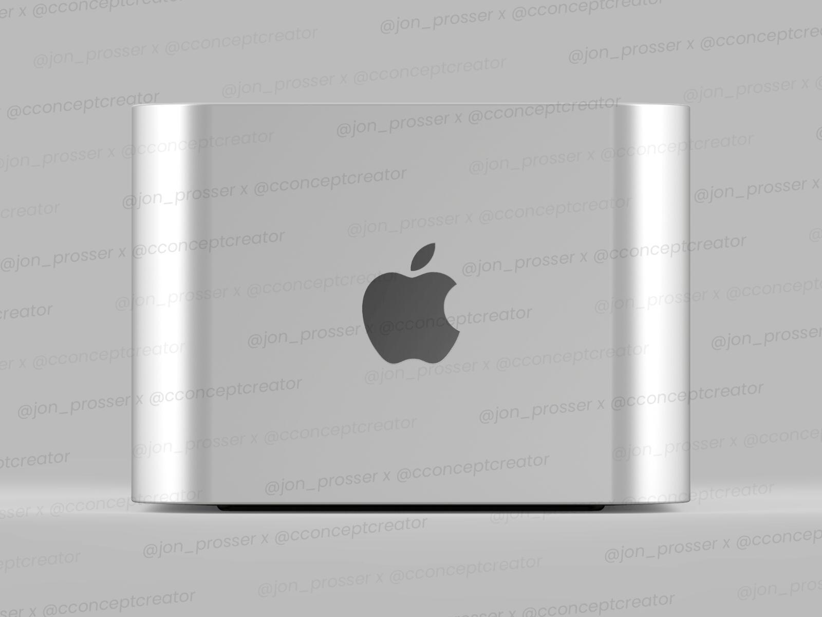 Apple Mac Pro Mini 2021 Konzept