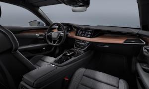 Audi Etron Gt Interior