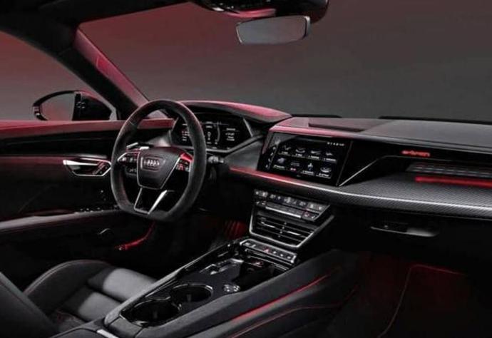 Audi Etron Gt Leak Interior