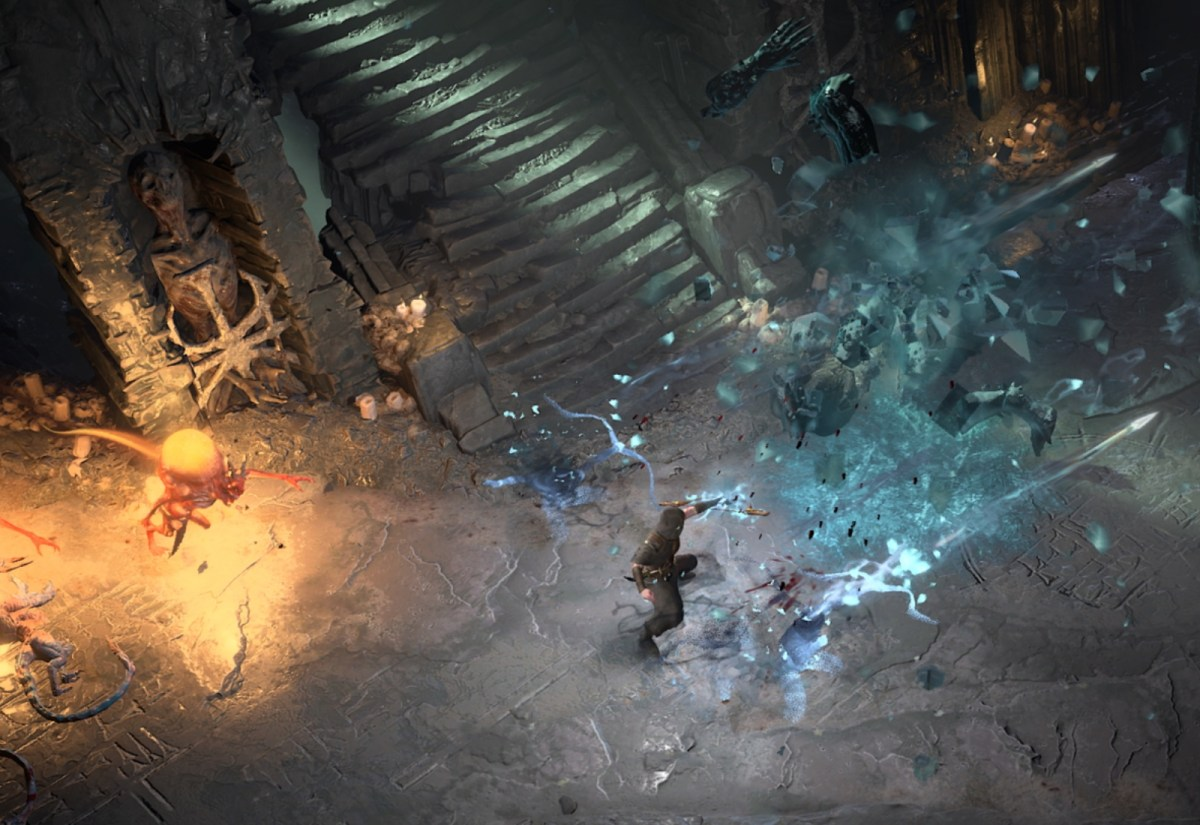 Diablo 4 Gameplay
