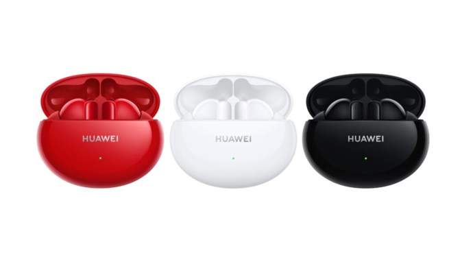 Huawei Freebuds 4i Farben