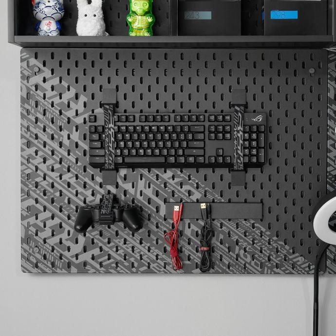 Ikea Gamer Wandhalterung