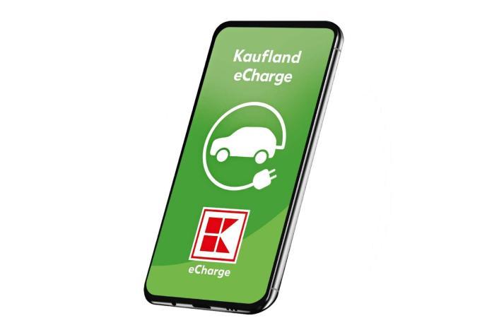 Kaufland Echarge App