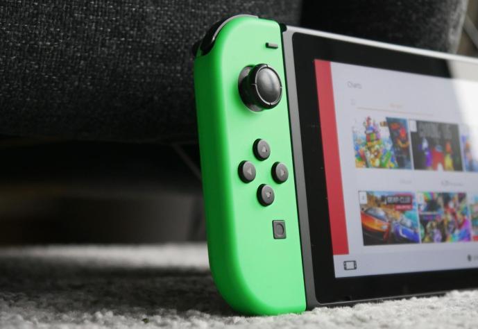 Nintendo Switch Detail