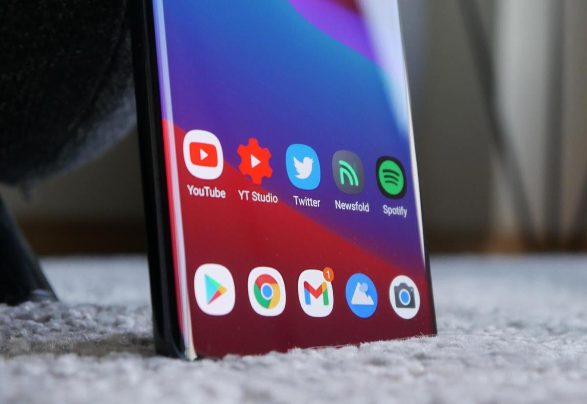 Samsung Galaxy S21 Ultra Software Android Header