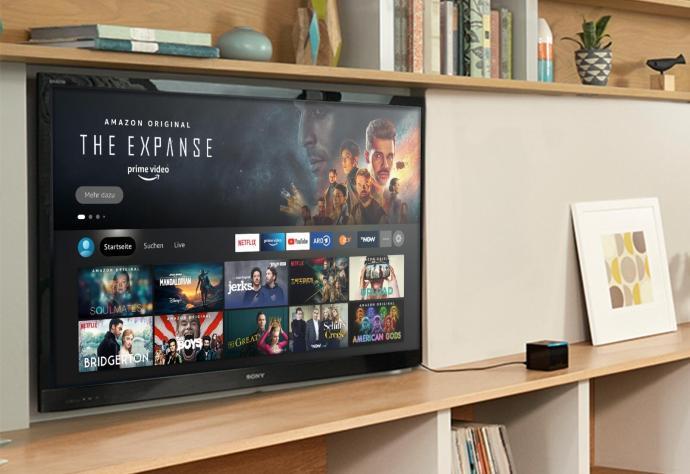 Amazon Fire Tv Update 2021