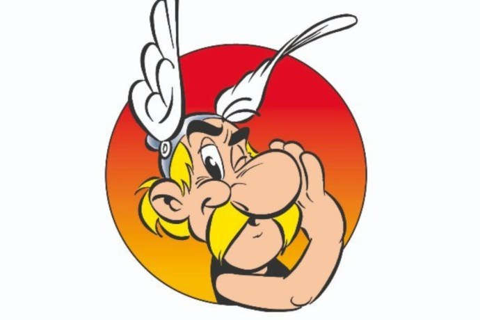 Asterix Header