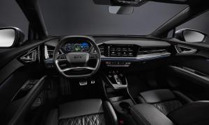 Audi Q4 Etron Innenraum