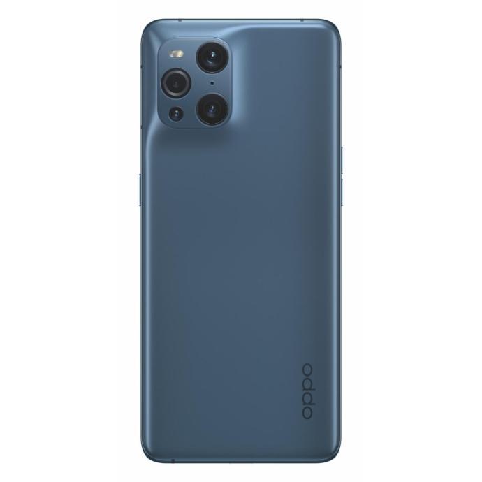 Find X3 Pro Blue Back