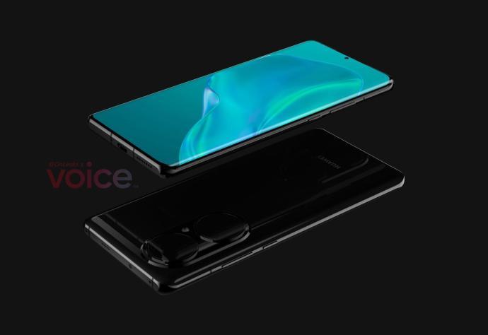 Huawei P50 Pro Render Leak3