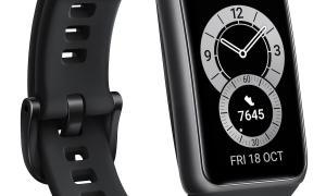 Huawei Band 6 Graphite Black (2)