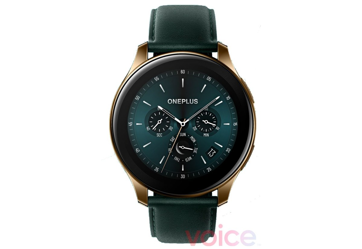 Oneplus Watch Gold Edition