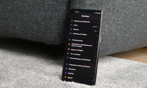 Oppo Find X3 Pro Einstellungen
