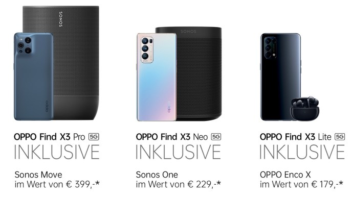 Oppo Sonos Bundle