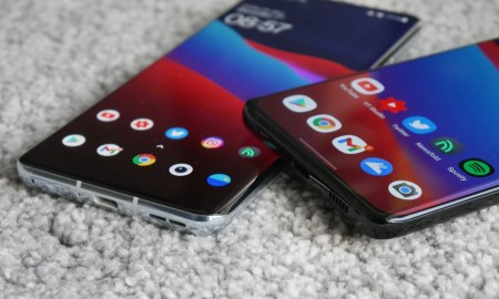Samsung Galaxy S21 Ultra Oneplus 9 Pro Apps Android