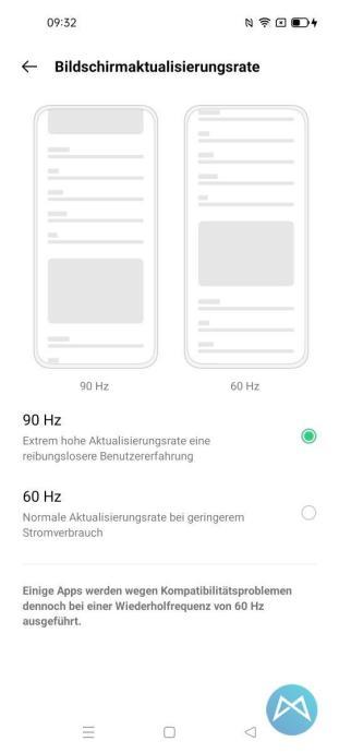 Screenshot Oppo Find X3 Lite (1)