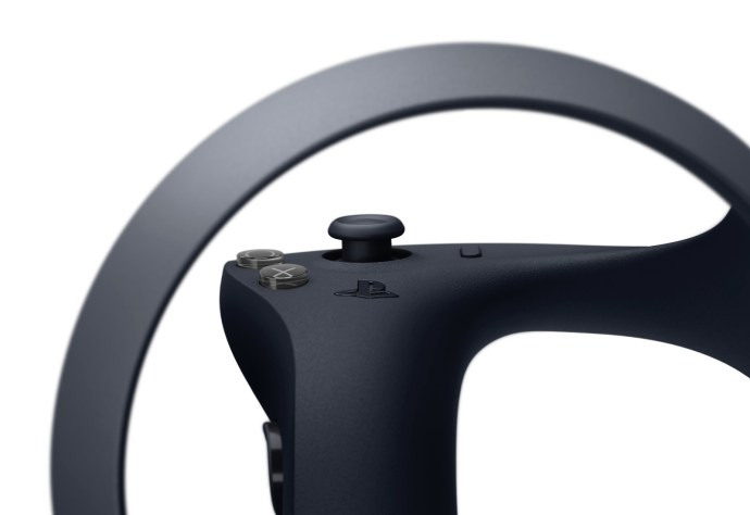 Sony Playstation 5 Vr Controller Detail