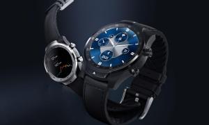Ticwatch Pro S Header