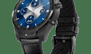 Ticwatch Pro S Schwarz