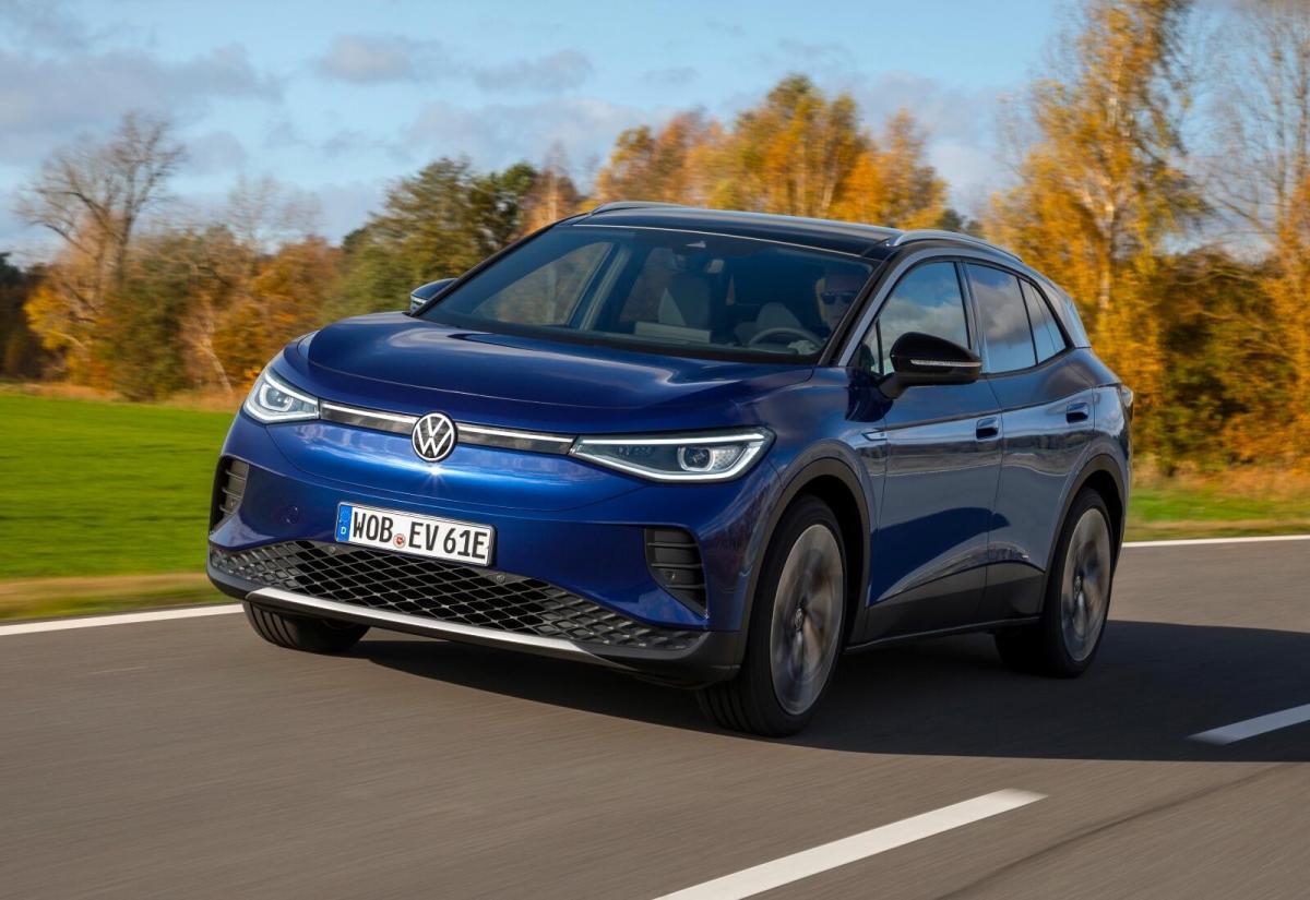 VW ID.4 wird Bestseller: Volkswagen steigert Elektro-Verkäufe