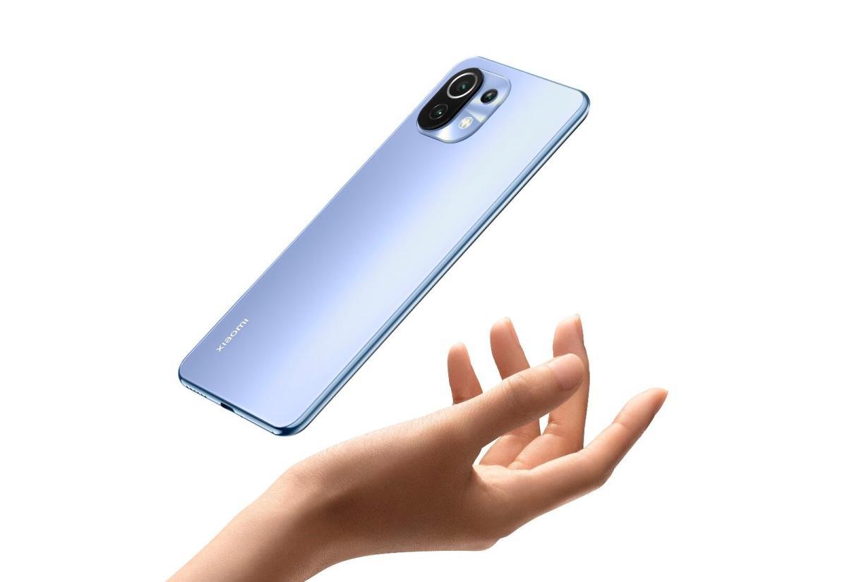 Xiaomi Mi 11 Lite Header