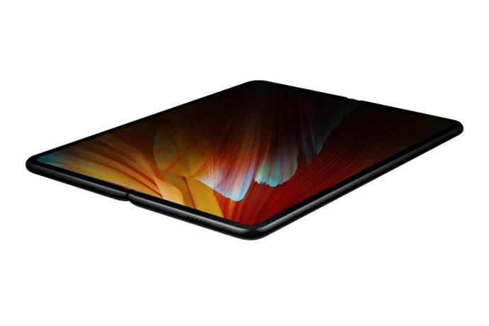 Xiaomi Mi Mix Fold Display Innen