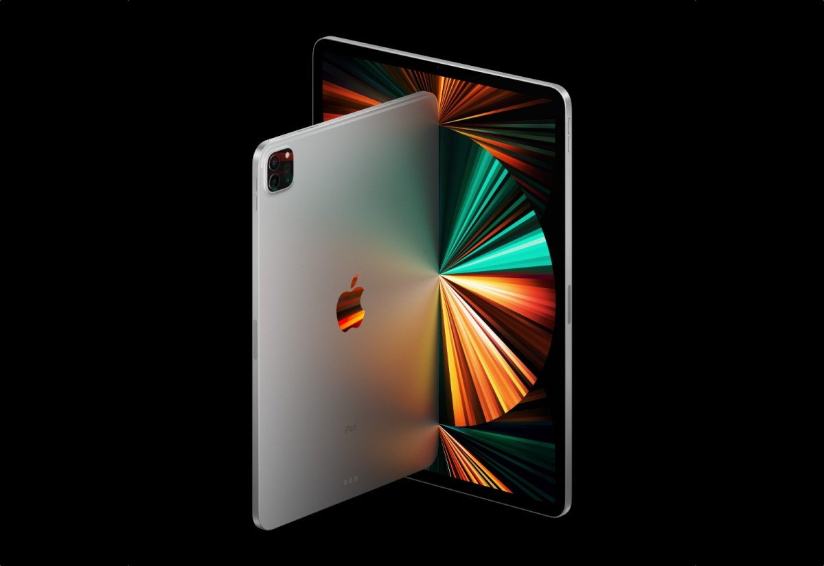 Apple Ipad Pro 2021 Header