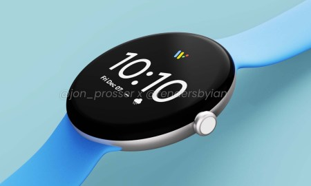 Google Pixel Watch Leak Header