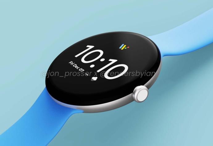 Google Pixel Watch Leak Header