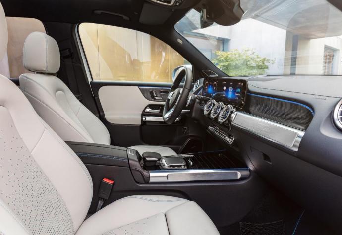 Mercedes Benz Eqb Innen