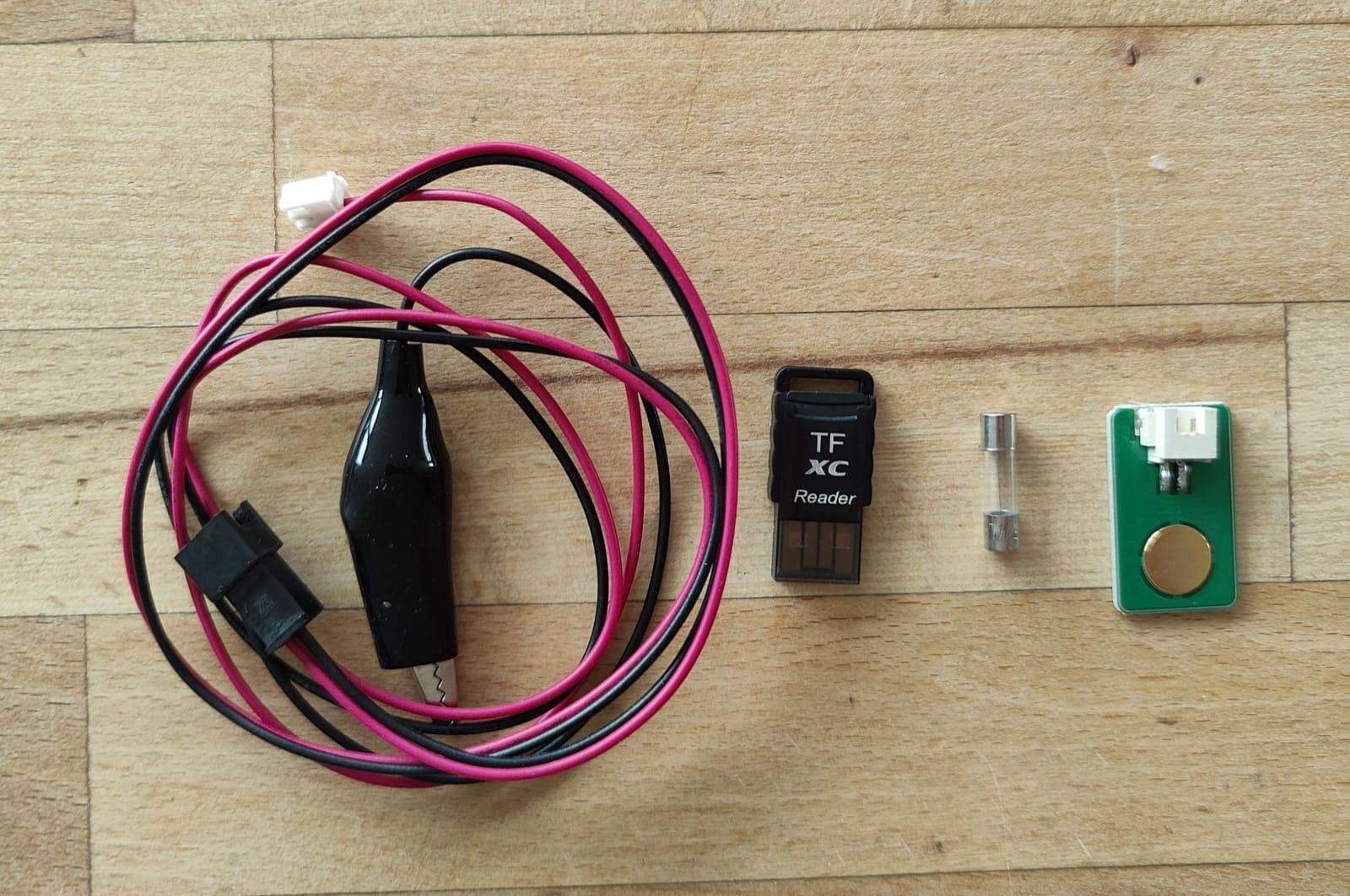 Ortur Aufero Cnc Sensor Usb Stick Sicherung
