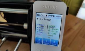 Ortur Aufero Cnc Touchscreen Bedieneinheit