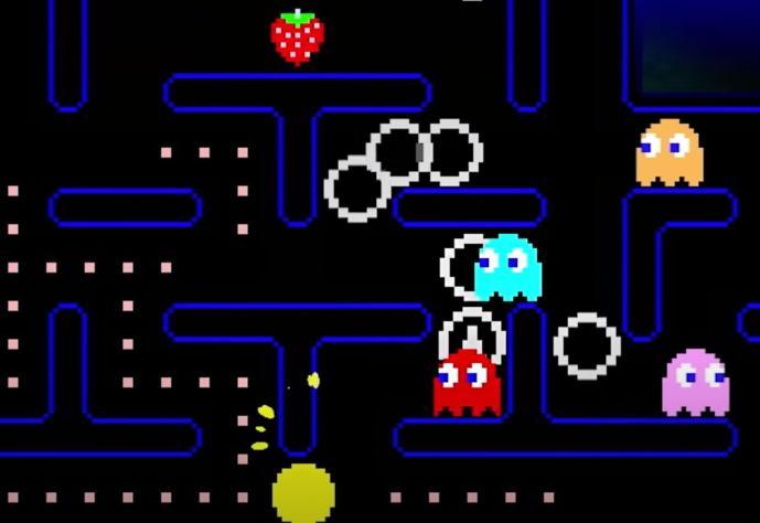 Pac Man 99 Nintendo Switch Online