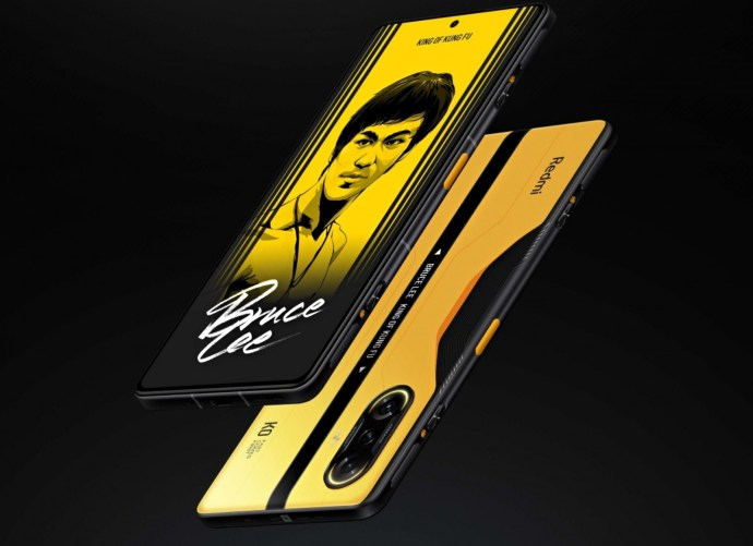 Redmi K40 Gaming Edition Bruce Lee
