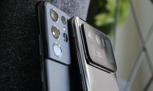 Samsung Galaxy S21 Xiaomi Mi 11 Ultra Kamera