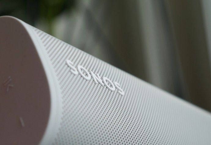 Sonos Roam Detail Logo