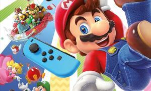 Super Mario Party Header