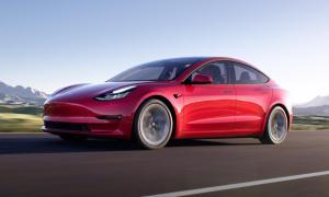 Tesla Model 3 2021 Performance Header