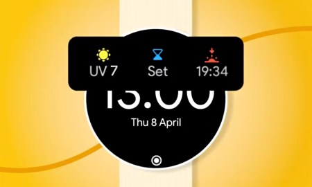 Wear Os Wetter Uv Index