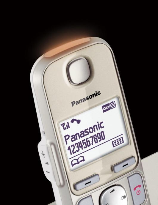 005 Fy2021 Panasonic Kx Tge260 2exn Red Light