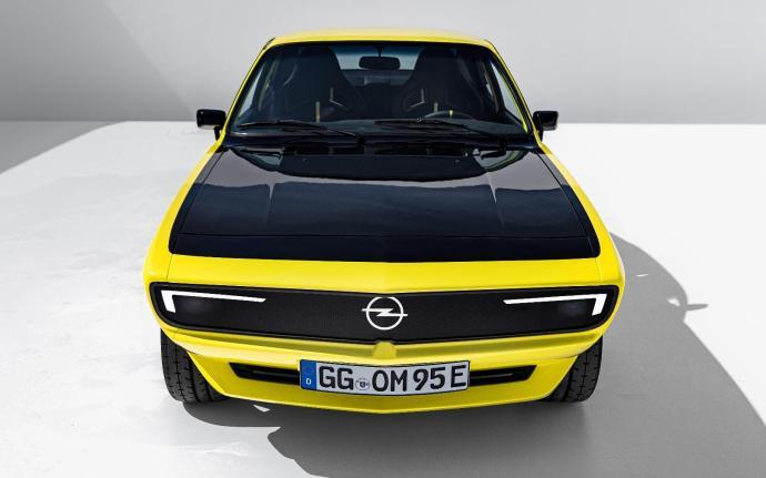 11 Opel Manta Gse Elektromod 515566