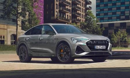 Audi Etron Sportback Black Edition