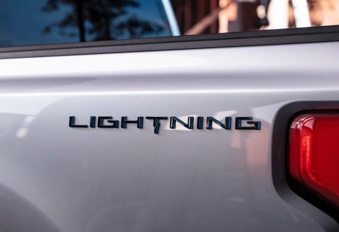 Ford F 150 Lightning