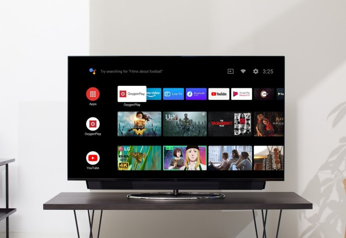 Oneplus Tv Header