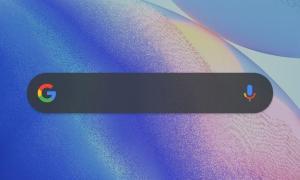 Oppo Find X3 Neo Homescreen
