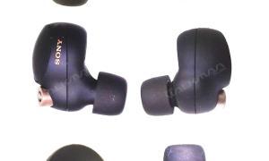 Sony Wf 1000xm4 Leak1