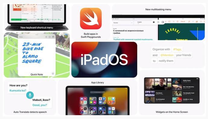 Apple Ipados 15 Funktionen
