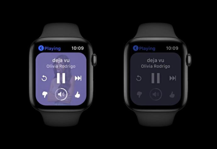 Apple Watch Watchos 8 Aod