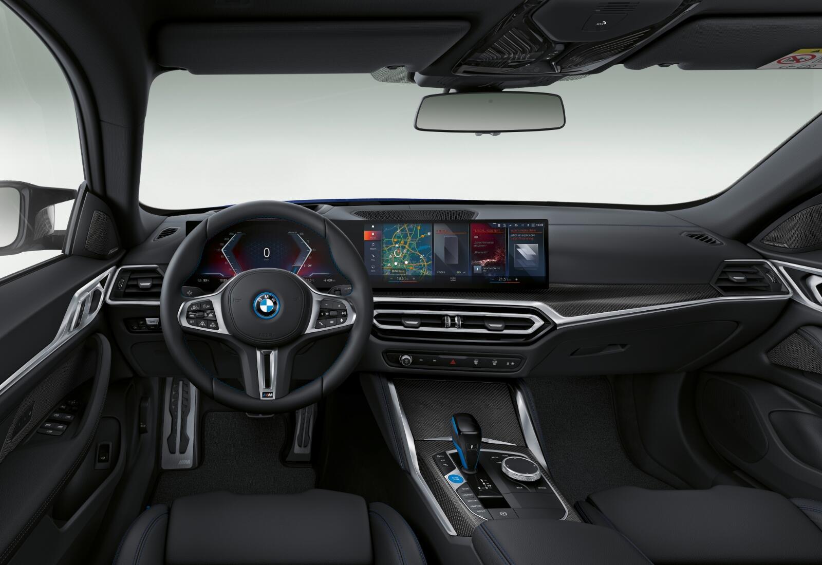 Bmw I4 M50 Innenraum