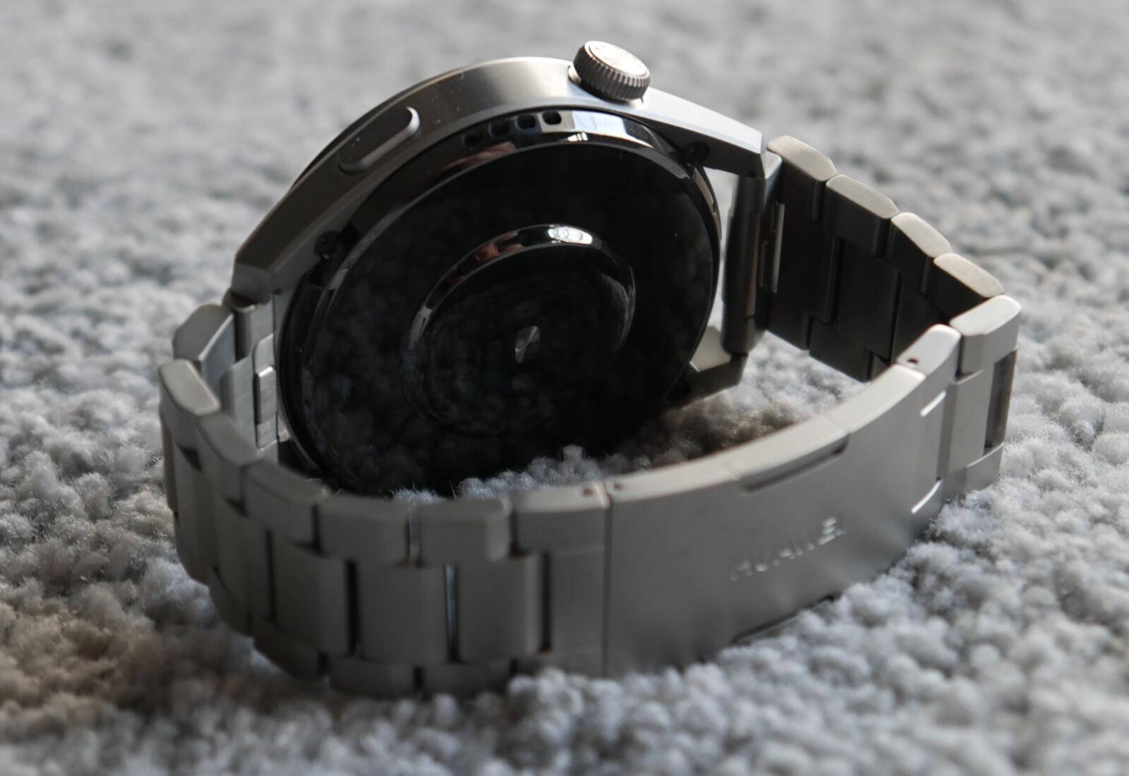 Huawei Watch 3 Pro Back